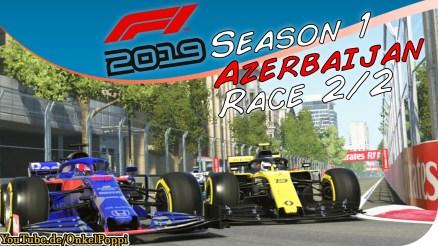 Baku City Circuit,Großer Preis von Aserbaidschan,Baku,Azerbaijan,AzerbaijanGP,Formel 1,Formula one,Formula 1,F1 game,F1 gameplay,F1 lets play,OnkelPoppi,Poppi,Onkel,f1 2019 game,f12019,f12019game