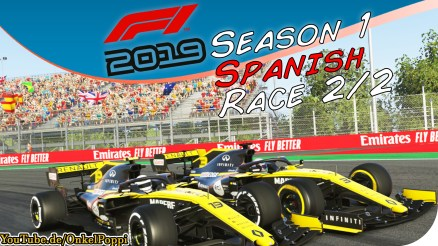 Circuit de Barcelona-Catalunya,Großer Preis von Spanien,Catalunya,Barcelona,Spain,spanishgp,Formel 1,Formula one,Formula 1,F1 game,F1 gameplay,F1 lets play,OnkelPoppi,Poppi,Onkel,f1 2019 game,f12019,f12019game