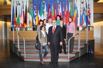 OU a MUDr. Milan Cabrnoch v Evropském parlamentu