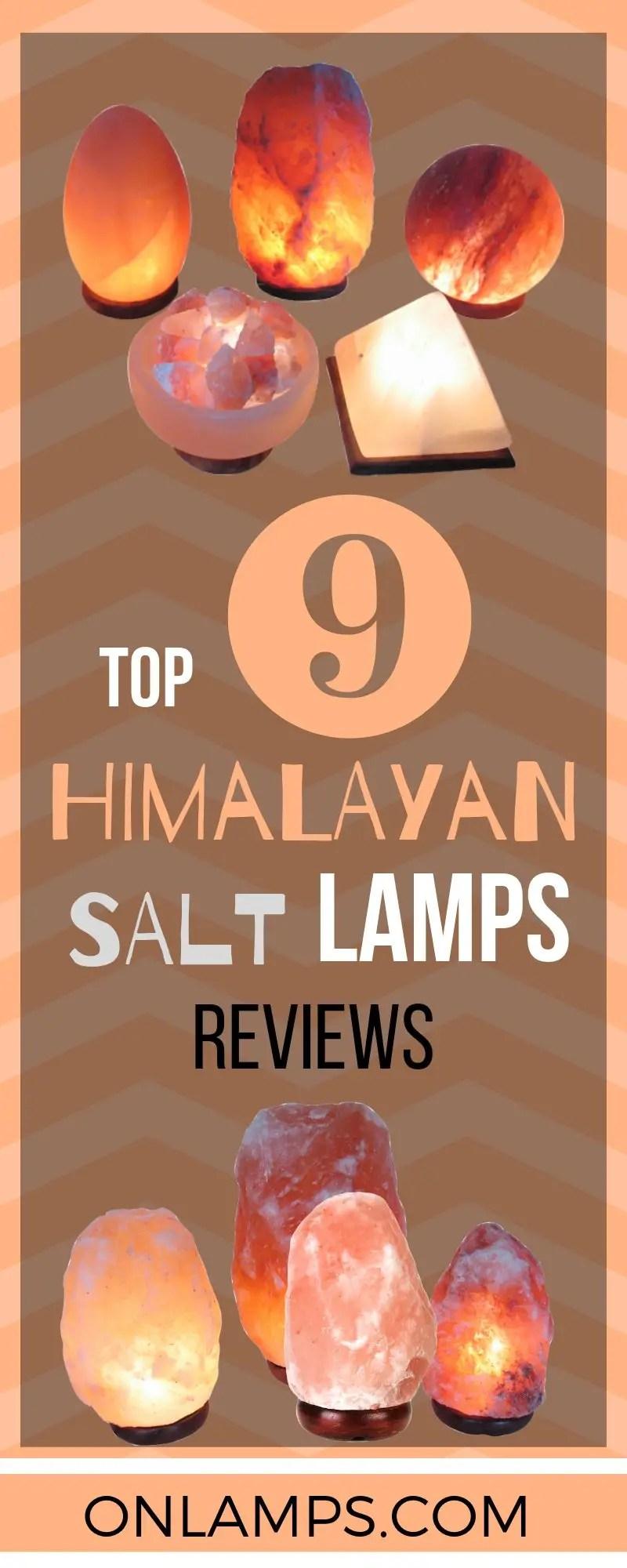 Best Himalayan Salt Lamps(2)