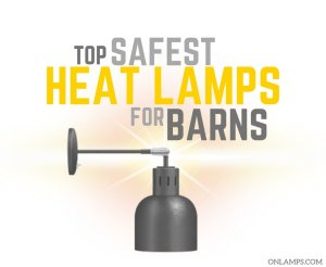 Safe Heat Lamps for Barns