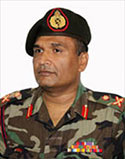 Major General Mahinda Hathurusinghe