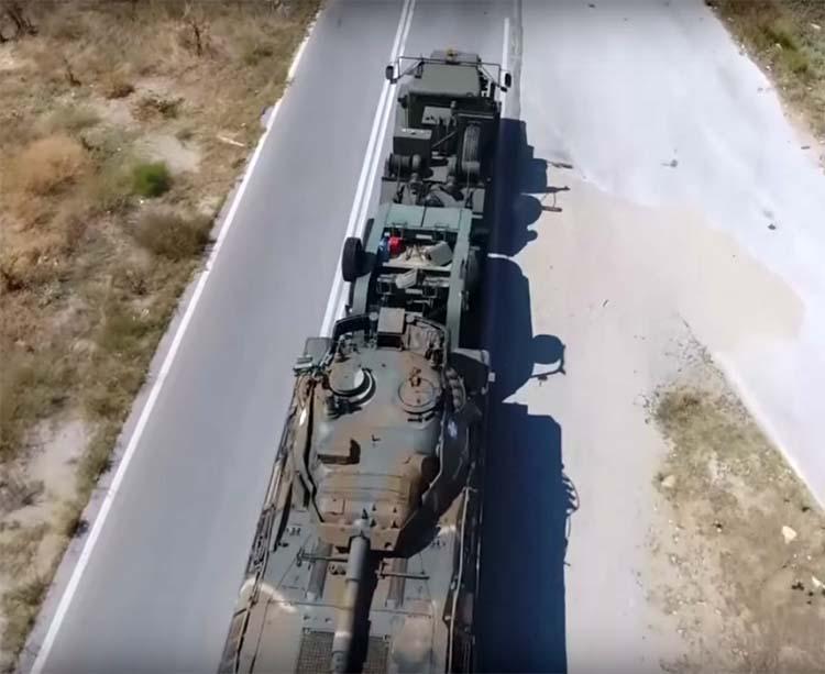 Τηλεοπτικές παραγωγές α λα... Χόλυγουντ στην 1η Στρατιά - Δείτε τα εντυπωσιακά βίντεο