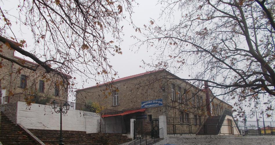 Τραγικό: Στο δημοτικό σχολείο της Βερδικούσας δεν έχουν δάσκαλο! Κατάληψη έκαναν σήμερα γονείς και μαθητές