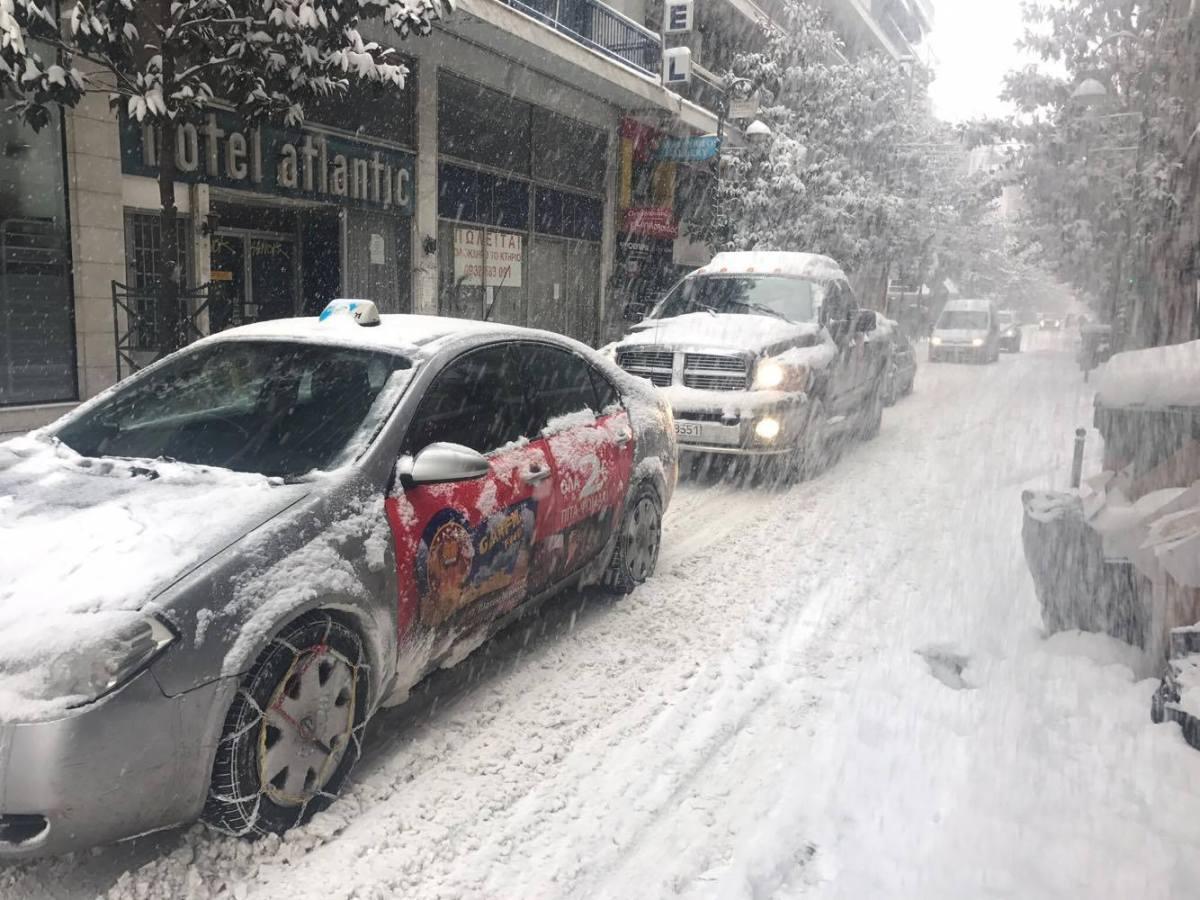 Γιατί πλέον χιονίζει συχνότερα στη Λάρισα; - Οι μετεωρολόγοι αποκαλύπτουν το μυστικό της... Κάρλας!