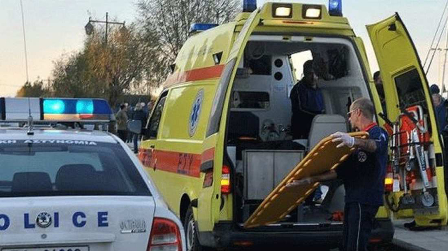 Δύο τραυματίες σε τροχαίο στη Γιάννουλη