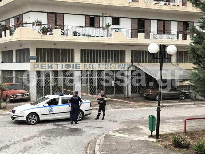 Τρόμος σε σπίτι στη Λάρισα: Πέταξαν χειροβομβίδα στην αυλή - Επιχείρηση του στρατού! (φωτογραφίες)