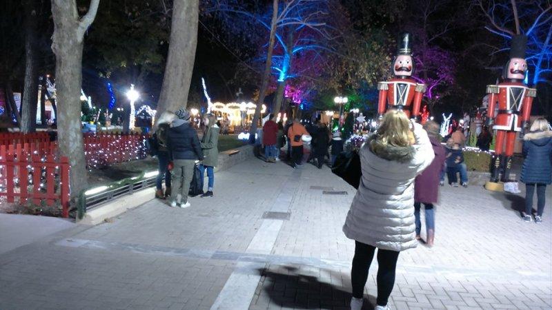 Δεύτερη εβδομάδα λειτουργίας του Πάρκου των Ευχών – Πόσοι το επισκέφτηκαν το πρώτο επταήμερο (ΦΩΤΟ)