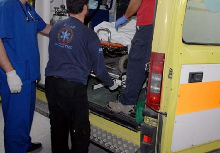 Τροχαίο ατύχημα λίγο έξω από τη Λάρισα - Μία 42χρονη Λαρισαία στο νοσοκομείο