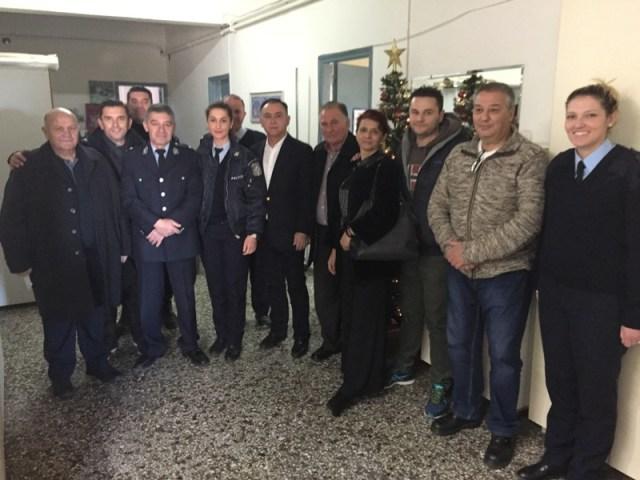 kellas1 2 - Κέλλας: Αστυνομικοί και πυροσβέστες ήρωες της καθημερινότητας