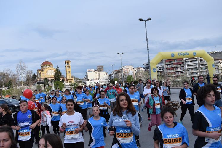 Χιλιάδες Λαρισαίοι έτρεξαν και φέτος στο Run Greece για καλό σκοπό - Δείτε πλούσιο φωτορεπορτάζ