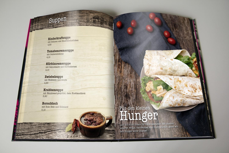 Gastronomiebedarf im Corporate Design selbst gestalten