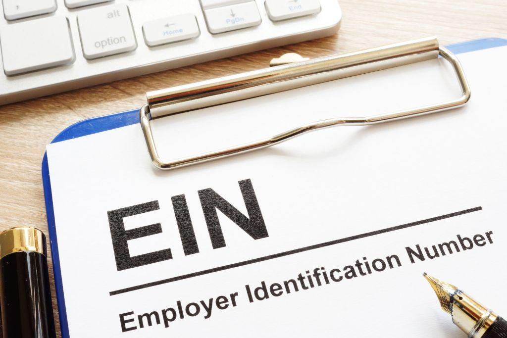 EIN Number Image