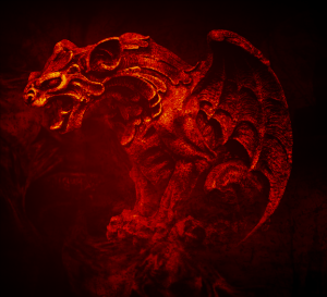 Bloody London Dragon