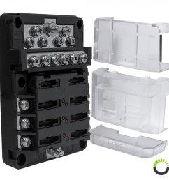 pwr0031 6 way positive pwr0032 12 way ground m4 modular fuse box [ 900 x 900 Pixel ]