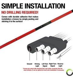 under tailgate led light bar wiring diagram wiring diagram schema led panel light wiring diagram tailgate [ 900 x 900 Pixel ]