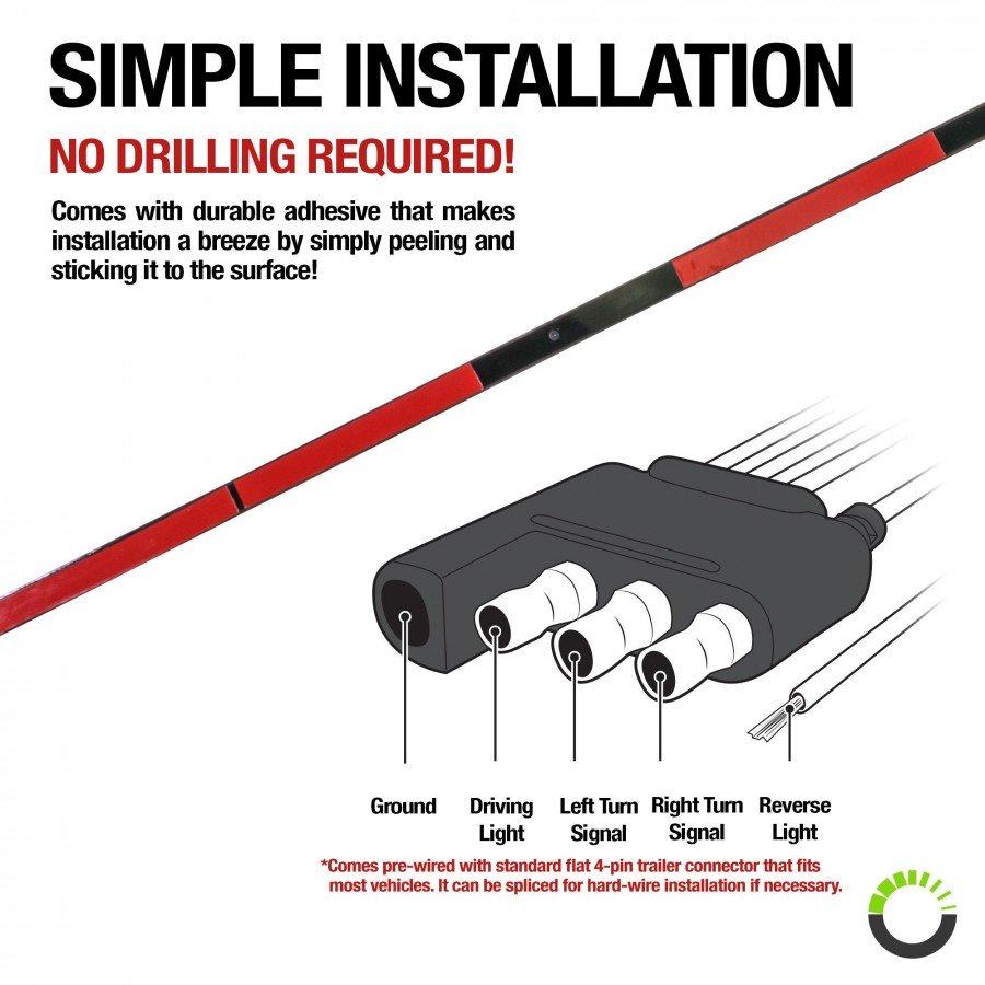 medium resolution of under tailgate led light bar wiring diagram wiring diagram schema led panel light wiring diagram tailgate