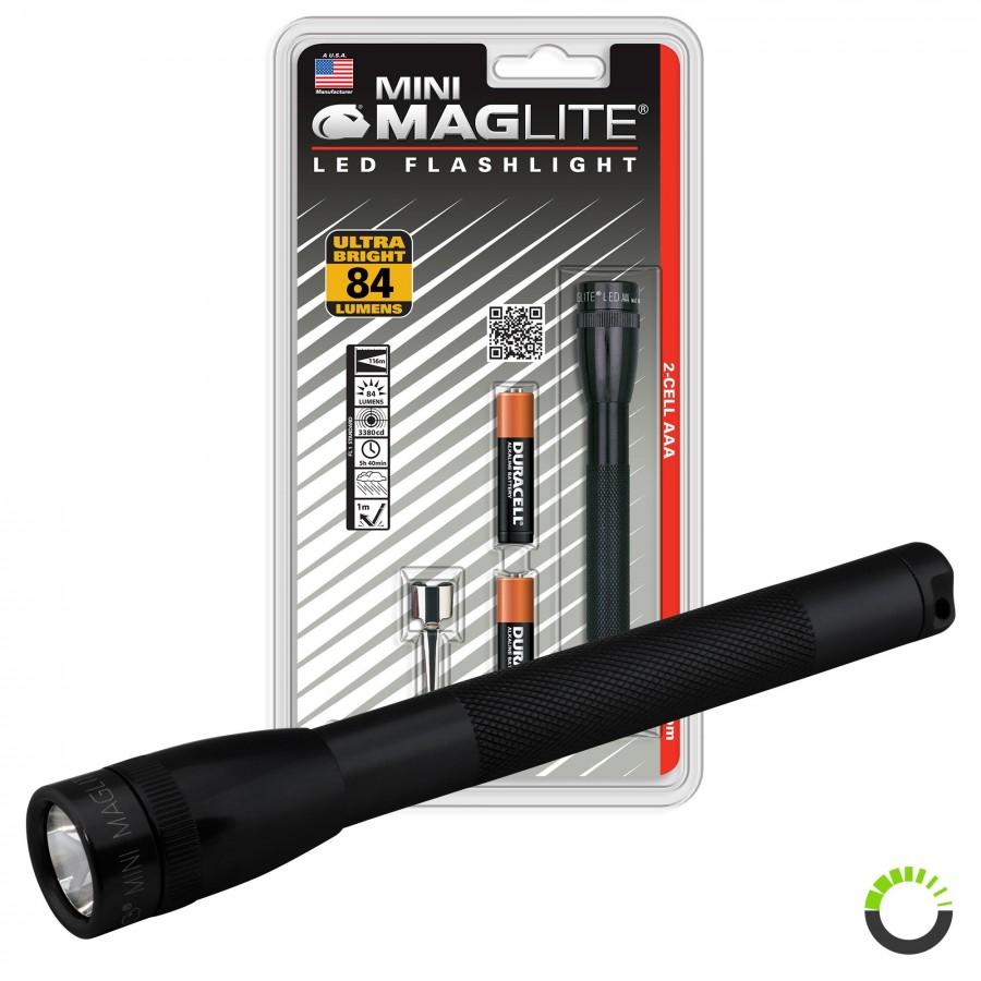 hight resolution of mag flashlight diagram
