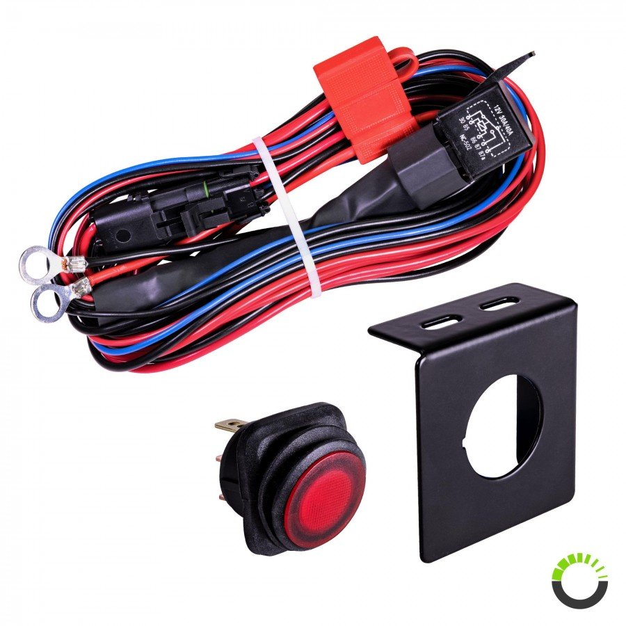 hight resolution of cruizer wiring harness kit