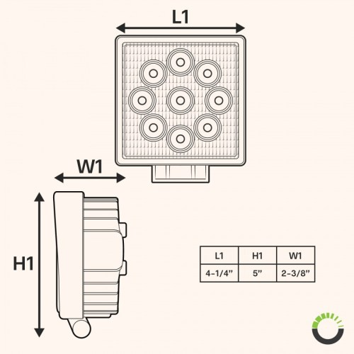 small resolution of three led work light diagram wiring diagrams led light schematic three led work light diagram