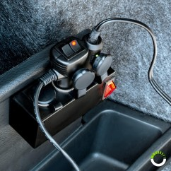 Cigarette Lighter Wiring Diagram Fancy Ponent The Best 5 Pin Trailer Connector 3 Port Adapter Outlet On Off Switch Prev