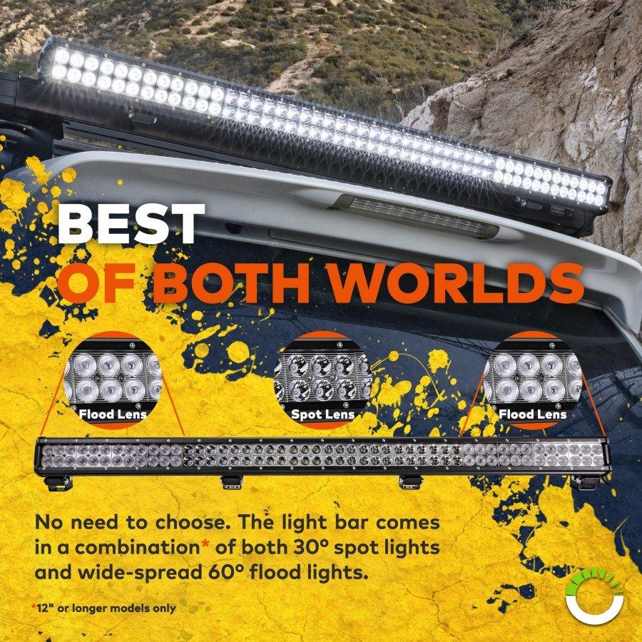 35 Off Lamphus Cruizer Off Road Atv Jeep Led Light Bar Wiring