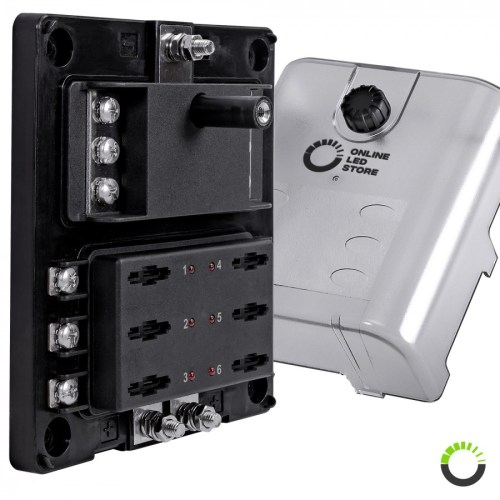 small resolution of 6 way fuse box