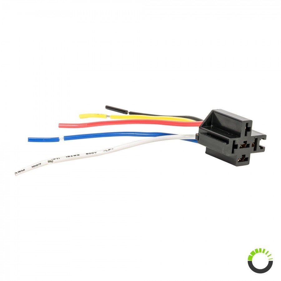 medium resolution of 6 pack 5 pin relay kit