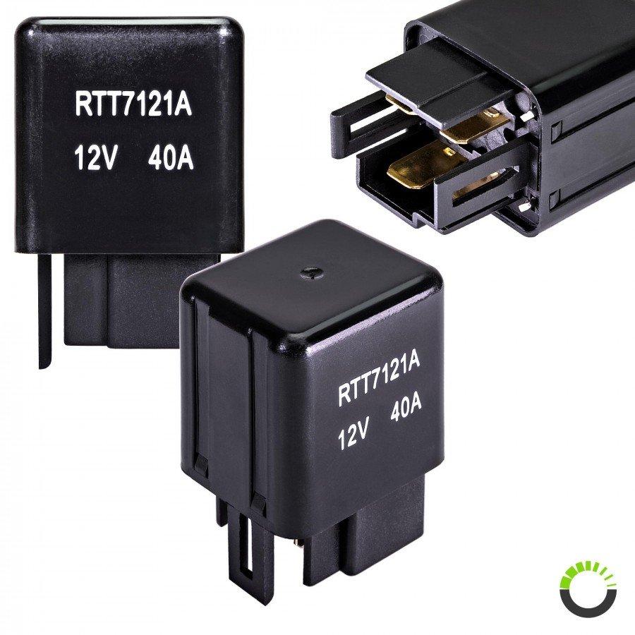 medium resolution of 4 pin relay