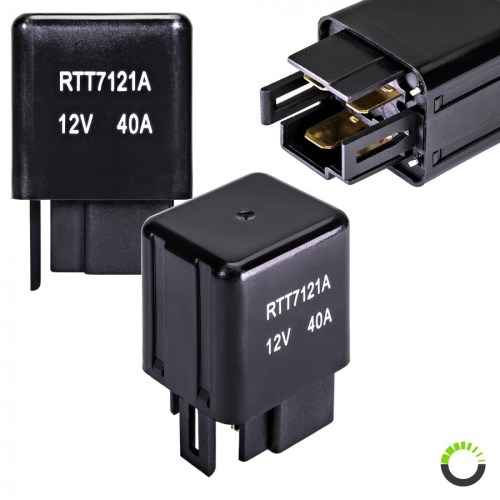 small resolution of 4 pin relay