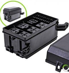 12 slot fuse relay box [ 900 x 900 Pixel ]
