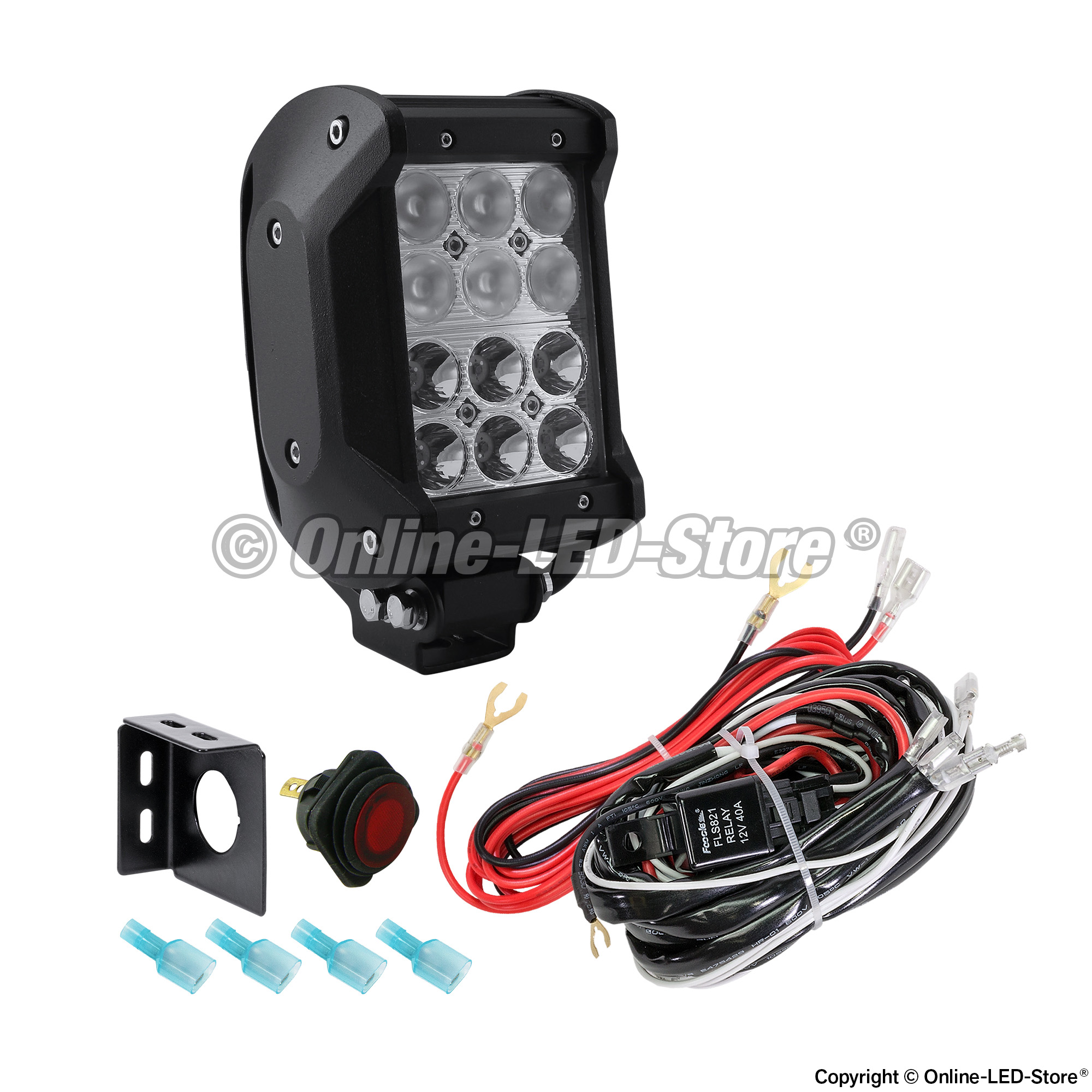 hight resolution of fls821 relay diagram pulsecode org light wiring harness fti off road