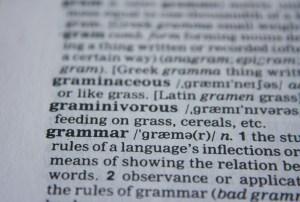 grammatik in den sprachen
