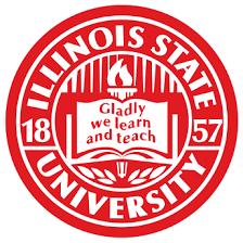 Illinois State University round logo