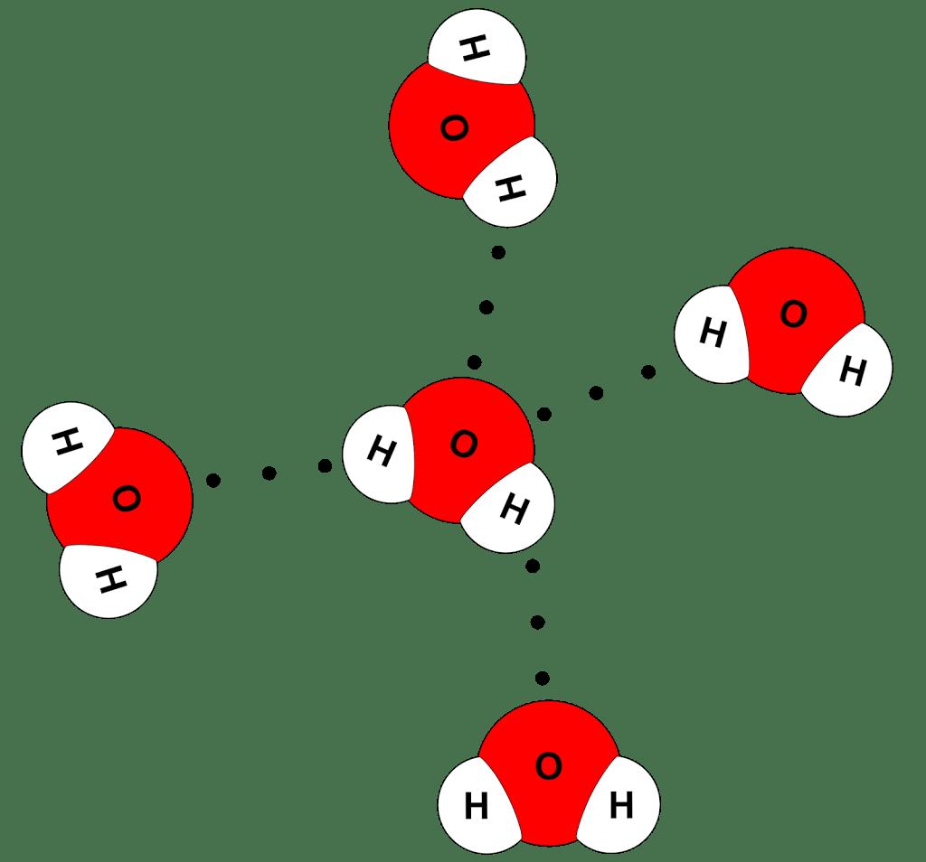 water molecule diagram yamaha g2 gas golf cart wiring bonds bing images