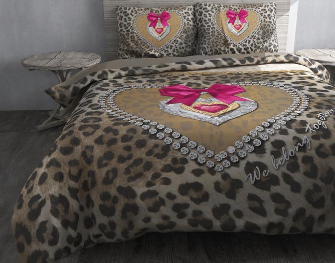 Romantisch beddengoed maakt Valentijnsdag extra speciaal
