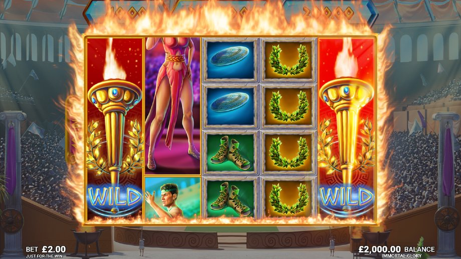 Immortal Glory slot Free Spins feature