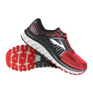 Brooks Glycerin 13 hardloopschoenen heren zwart/rood