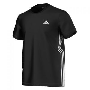 Adidas Essentials shirt heren zwart/wit