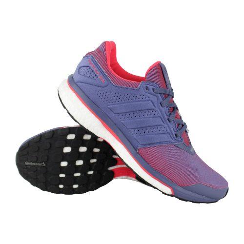 adidas Supernova Glide 8 BOOST hardloopschoenen dames paars/roze  Hardloopschoenen adidas