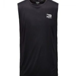 Jack & Jones Tech Journey fitnesssinglet heren zwart