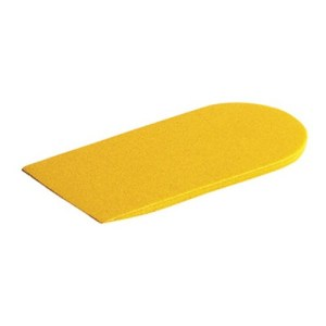 Mysole hakverhoging 3 mm inlegzolen geel