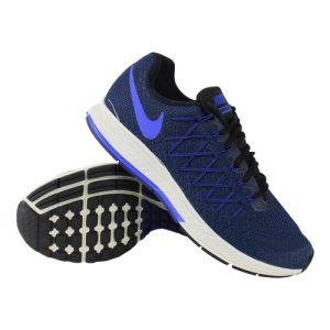 Nike Air Zoom Pegasus 32 hardloopschoenen heren marine/wit
