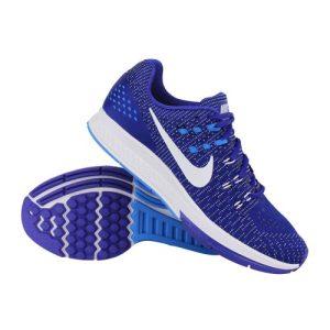 Nike Air Zoom Structure 19 hardloopschoenen heren blauw