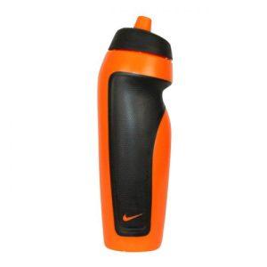 Nike Hydration sport bidon 500 ml oranje