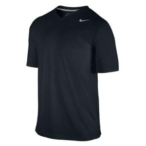 Nike Legend V-Neck shirt heren zwart