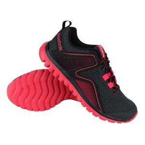 Reebok SubLite Escape 2.0 fitnessschoenen dames zwart/roze