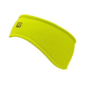 Rucanor Voxer hoofdband fluor geel