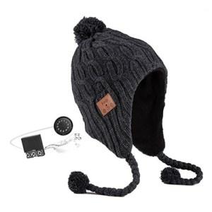 Smart Sportswear Haip Bluetooth muts Viking unisex grijs