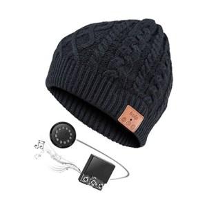 Smart Sportswear Haip Bluetooth muts Vintage unisex zwart